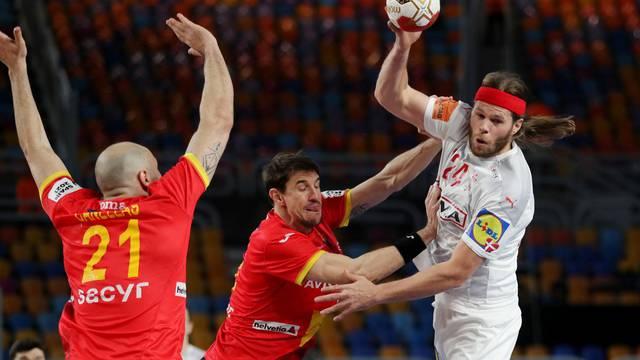 2021 IHF Handball World Championship - Semi Final - Spain v Denmark