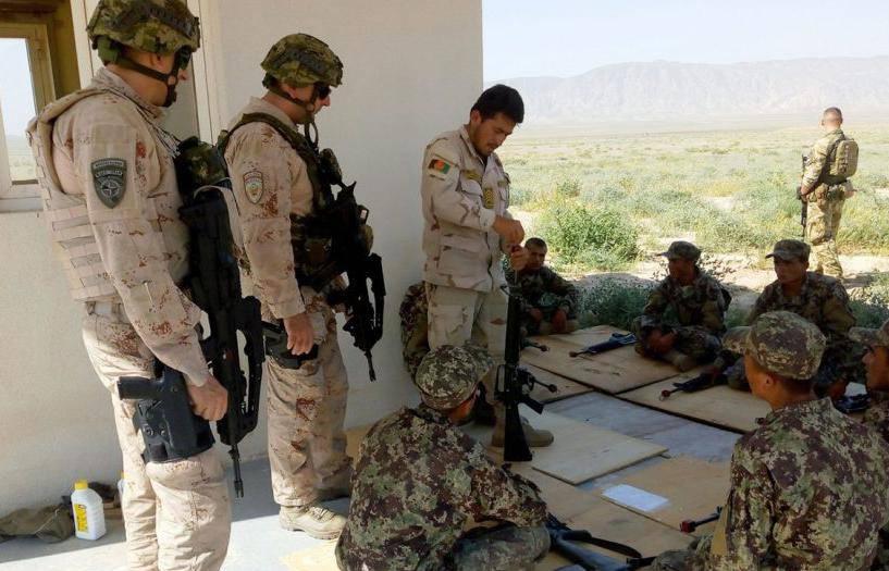 Trebamo li biti u Afganistanu? Trebamo. I to je jedini odgovor