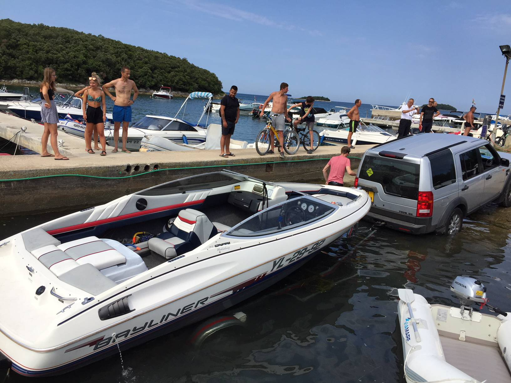 Pao u more dok je vozio jet ski u Istri: Turist doživio infarkt?