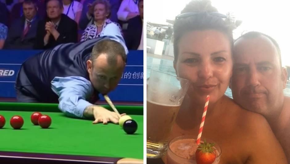 Snooker prvak dirao svoju ženu u bazenu, prijete mu zatvorom!