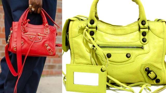 Balenciaga na modnu scenu vraća torbu s početka milenija