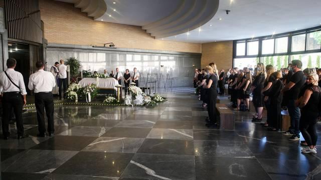 Prijatelji i obitelj oprostili se od tragično preminule studentice