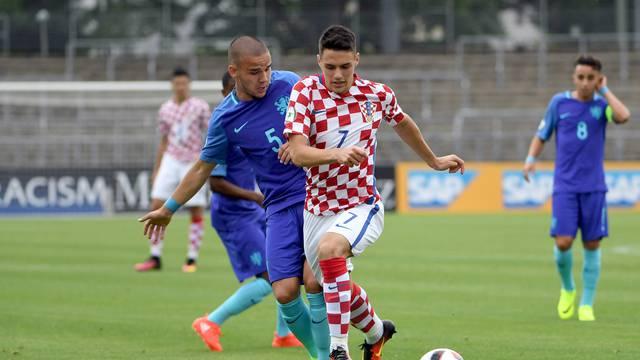 UEFA Under-19 European Championship Croatia vs The Netherlands