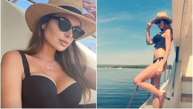 Iva Jerković vratila se nakon pauze na društvene mreže i pokazala figuru u badiću