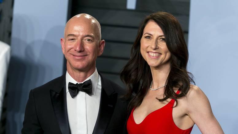 Bezosova bivša žena donirala bogatstvo: 4,2 milijarde dolara dobit će čak 384 organizacije