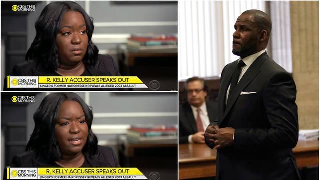 Nova optužba protiv R. Kellyja: Silio me na spolni odnos...