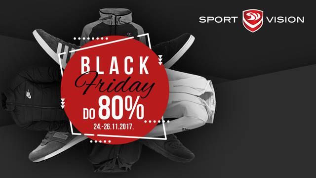 Sport Vision u sve popularnijoj Black Friday akciji